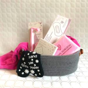 Moms Horizon – All Musthaves box + gratis Babyvoetjes ijsvorm